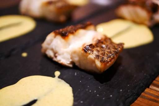 宮崎県直送鮮魚の塩焼き