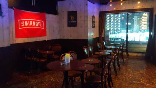 Hot Pong Bar