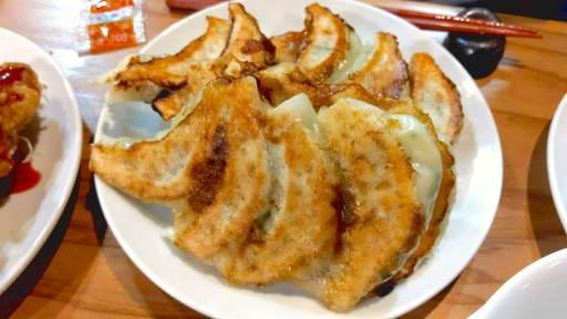 さかい食品の焼き餃子