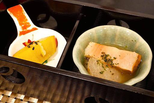 季節の小鉢2品